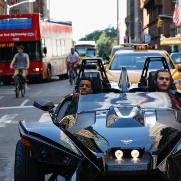ROY WOODS / NYC 2016