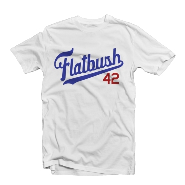 stickup_flatbush_white_tee